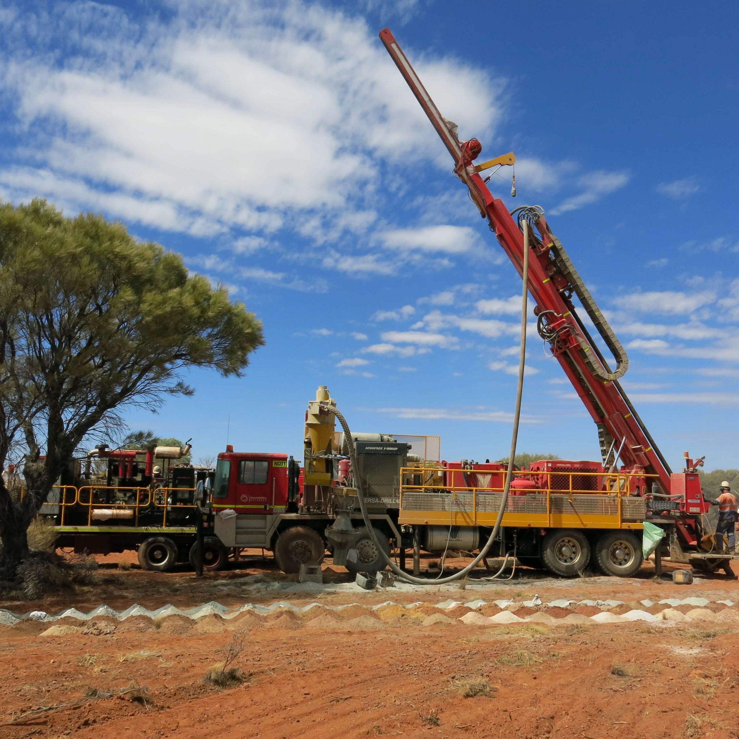 Nickel project  •  Western Australia